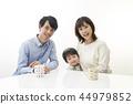 ครอบครัว,ภาพวาดมือ ครอบครัว,เด็ก 44979852