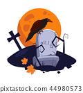 ฮาโลวีน,สุสาน,หลุมศพ 44980573