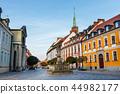 Ostrow Tumski, historic district, Wroclaw, Poland 44982177