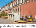 view of medieval royal castle in Lublin, Poland 44982198