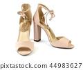 Nude look Roman style sandals 44983627