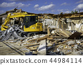House demolition work 44984114