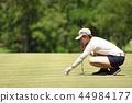 高尔夫 高尔夫球手 女人 44984177