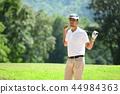 高尔夫 高尔夫球手 男性 44984363