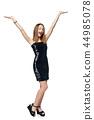 dress, female, happiness 44985078