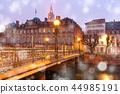 Morning Strasbourg, Alsace, France 44985191
