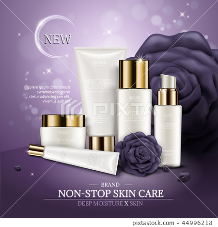 Skincare ads template 44996218