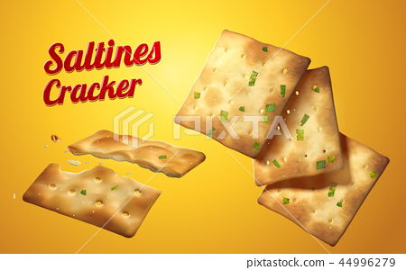 Saltines cracker element 44996279