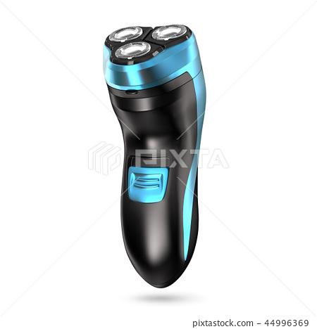 Electronic shaver mockup 44996369