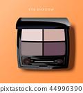 化妆品 调色板 粉末 44996390