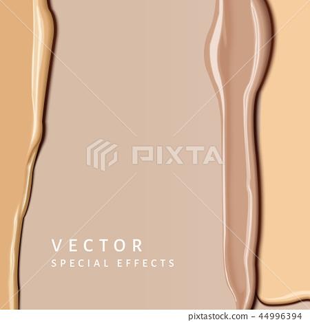 Foundation smear texture 44996394