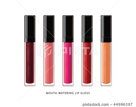 Fashion lip gloss collection 44996397