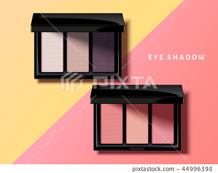Modern eye shadow palette 44996398
