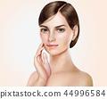 Beautiful woman model 44996584