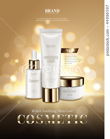 Cosmetic skincare ads 44996597