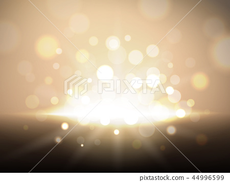 Golden glittering background 44996599