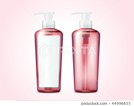 Blank pump bottle 44996655