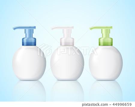 Blank pump bottle set 44996659