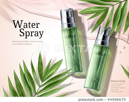 Water spray ads 44996670