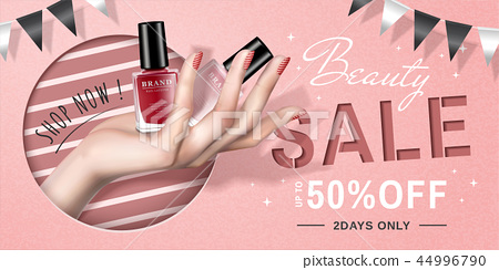Nail lacquer sale ads 44996790