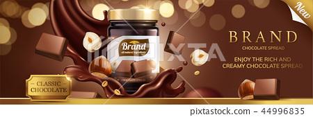 Classic chocolate spread 44996835