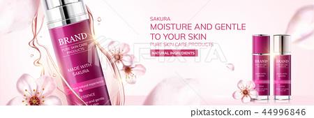 Sakura skin care ads 44996846