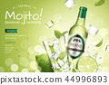 廣告 飲料 雞尾酒 44996893