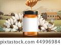 蜂蜜 广告 花朵 44996984