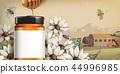 ad flower honey 44996985