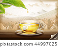 ad green tea 44997025