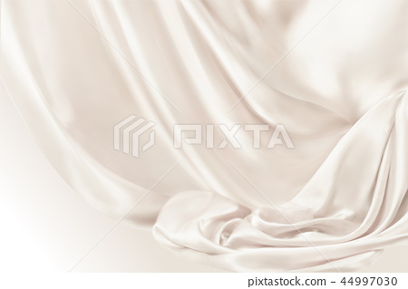 Smooth drapery background 44997030