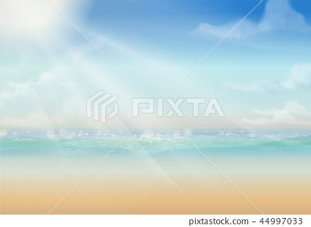 Attractive summer resort 44997033