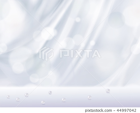 Smooth drapery background 44997042
