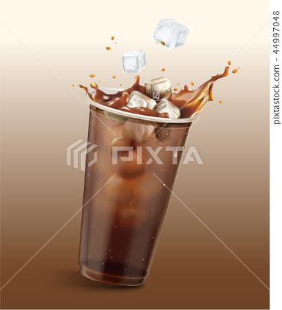 Cold brew coffee 44997048