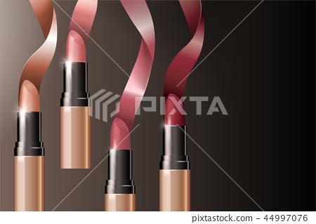 Fashion lipsticks poster 44997076
