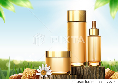 Honey skincare ads 44997077