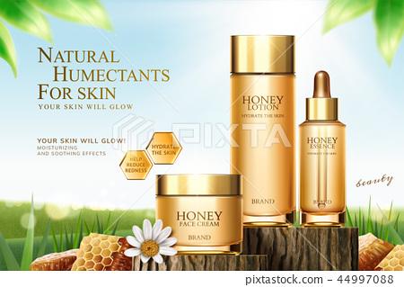 Honey skincare ads 44997088