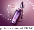 广告 化妆品 玻璃瓶 44997141