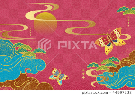 Elegant background design 44997238