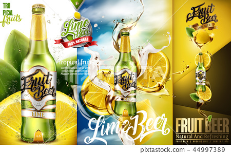 Lime beer ads 44997389