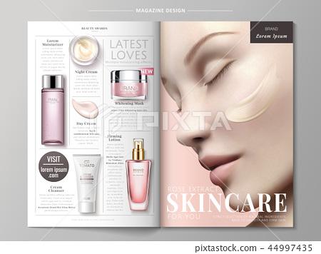 Skincare magazine ads 44997435