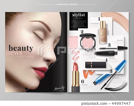 Beauty fashion magazine 44997447
