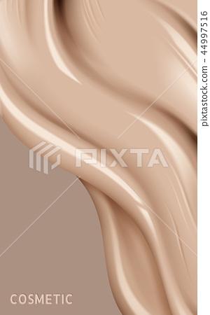 Foundation liquid texture 44997516