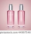 벡터, 핑크, 분홍 44997546