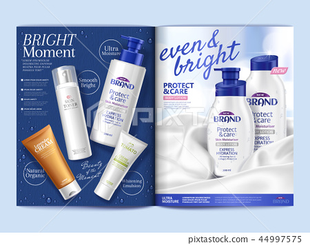 Skin care magazine 44997575