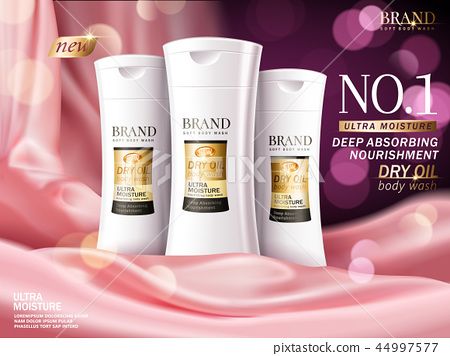Soft body wash ads 44997577