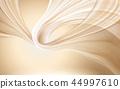 金色 雪紡 布料 44997610