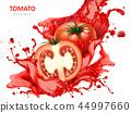 fresh juice splash 44997660