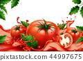 fresh tomato juice 44997675