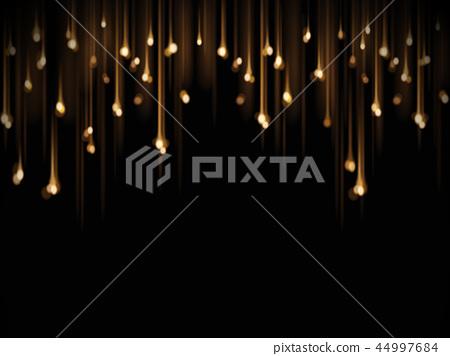 Bokeh lightbulb decoration 44997684